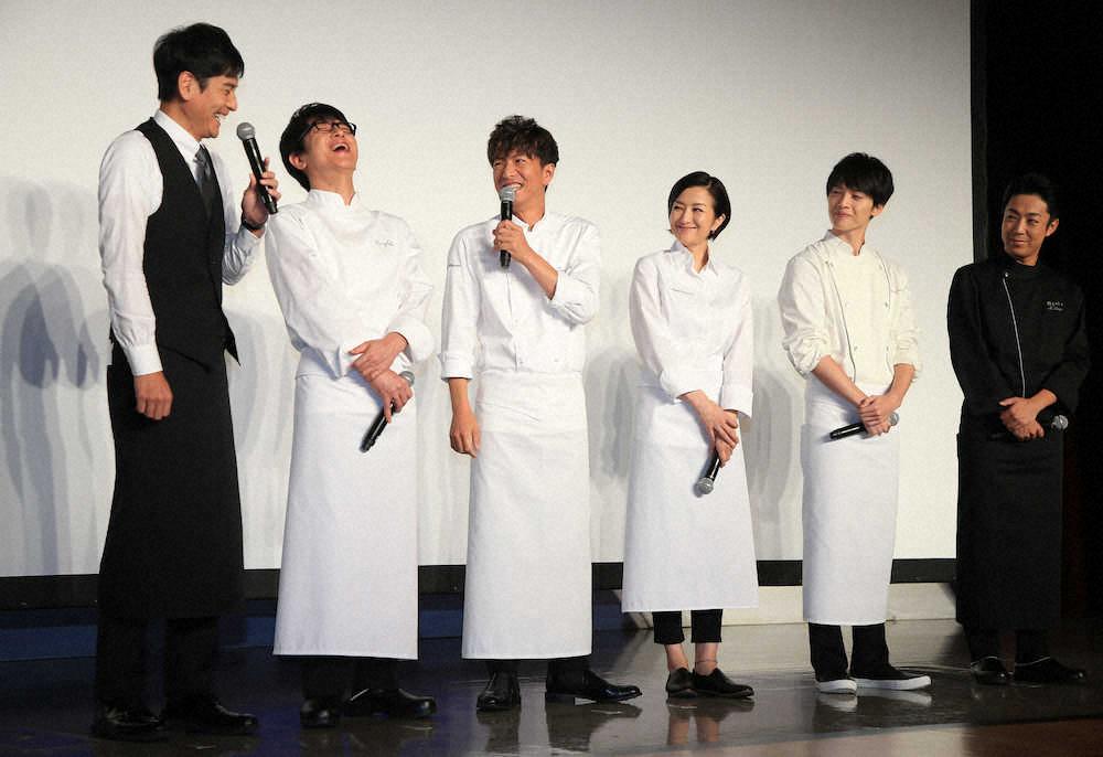 キムタク「チームワークは三つ星」 日本代表ONE TEAMに負けん 南ア戦直後「