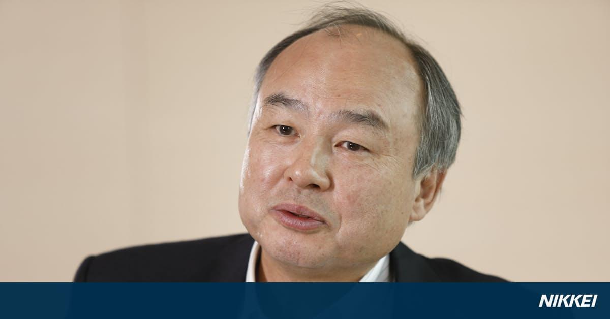 孫正義氏、日本を憂う「このままでは忘れられた国に」: 日本経済新聞