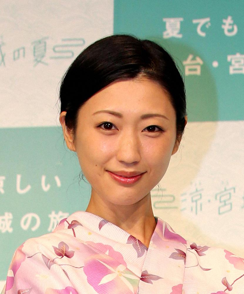 壇蜜結婚 夫・清野とおるさんは「私の父のような雰囲気」 妊娠はまだ &#8211