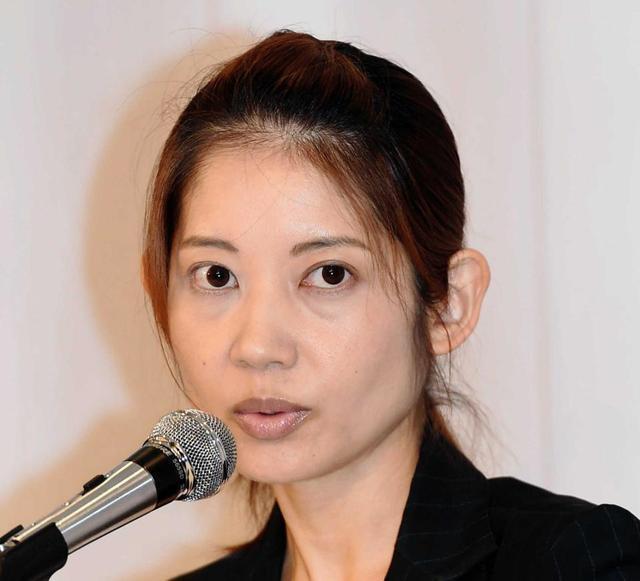 大渕愛子氏 1歳長女が転んでけが…右目の上の傷は…/デイリースポーツ onlin
