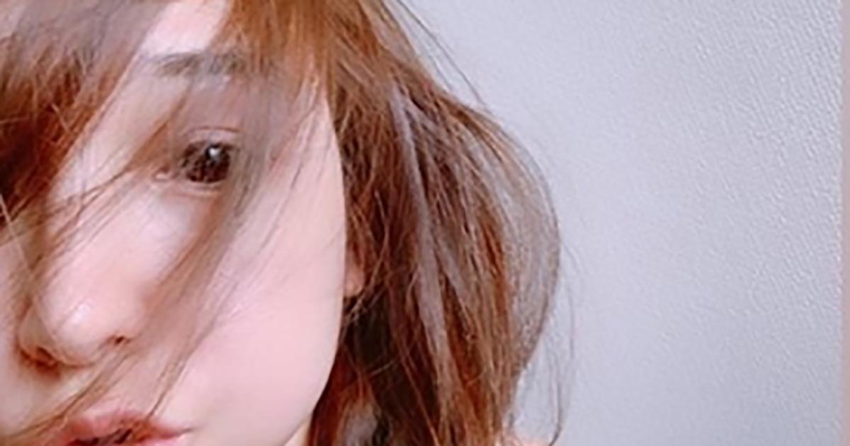 """「私は薬物とは一切関係ありません」 加護亜依、""""元国民的アイドルが逮捕間近""""報道"""