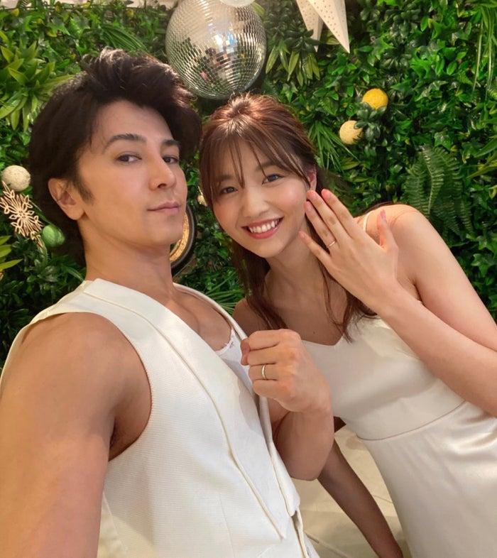 武田真治、結婚を発表 お相手は22歳下モデルの静まなみ<コメント全文> &#82