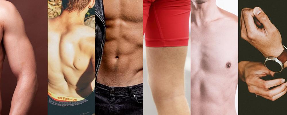 男性のカラダで一番魅力を感じる部位はどこだと思いますか?